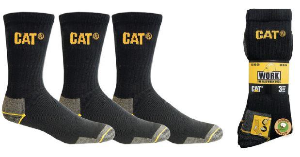 Paire de chaussette CAT® taille 39/46