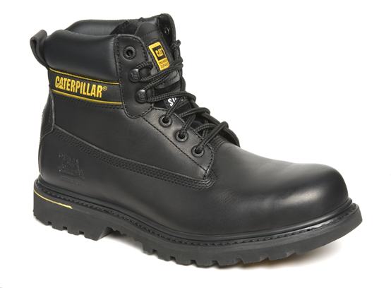 Chaussures de sécurité holton noir ST SB