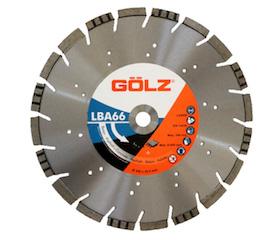 LBA66 Disque diamant  Ø 350 mm alésage 20