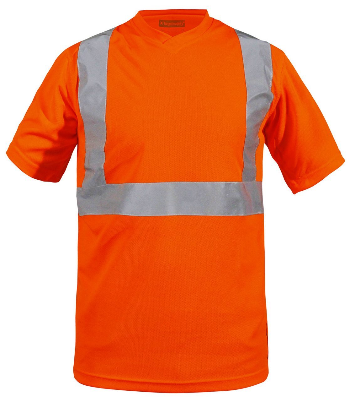 Tee-shirt xenon orange