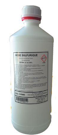 acide pour batterie 1litre