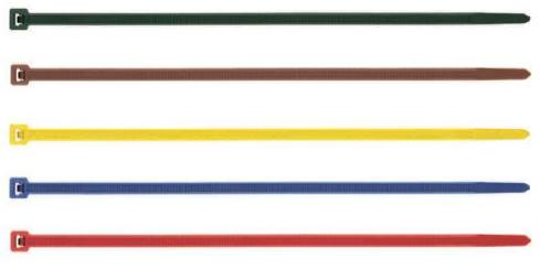 Colliers de serrage - 3,6x200