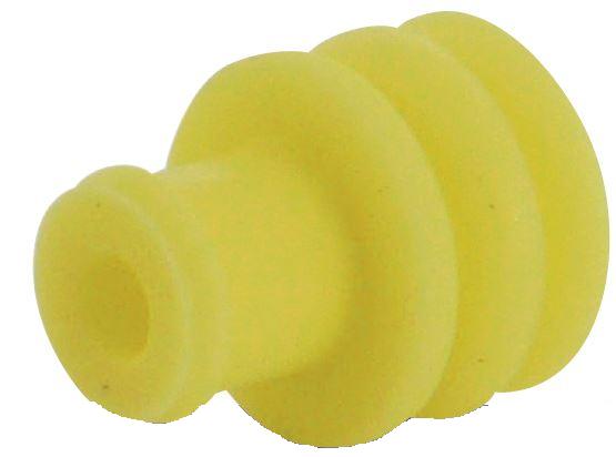 bouchons d etancheite pour cables 2,5 à 3,3mm par 100