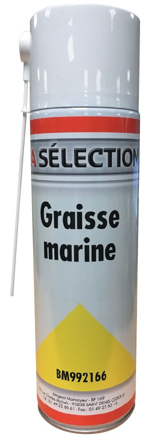 graisse marine multifonction aérosol 400ml