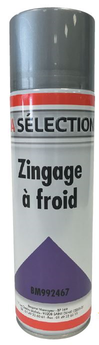 zingage a froid 400ml