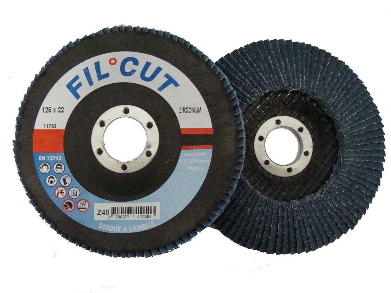 disque a lamelles Ø125mm
