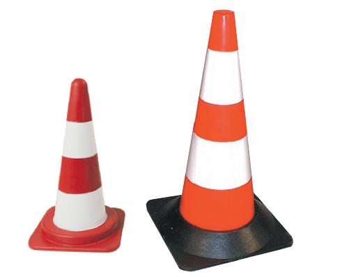 Cone orange fluo 75cm