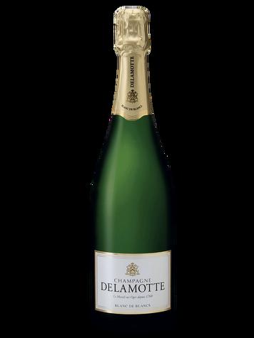 Delamotte Blanc de Blancs 75cl<br>Sans étui