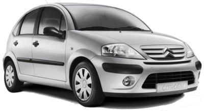 Catégorie B - Economique 5 portes: Citroën C3, Toyota Yaris ou similaire