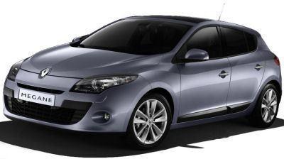 Catégorie C - Compact 5 portes: Peugeot 308, Renault Mégane ou similaire