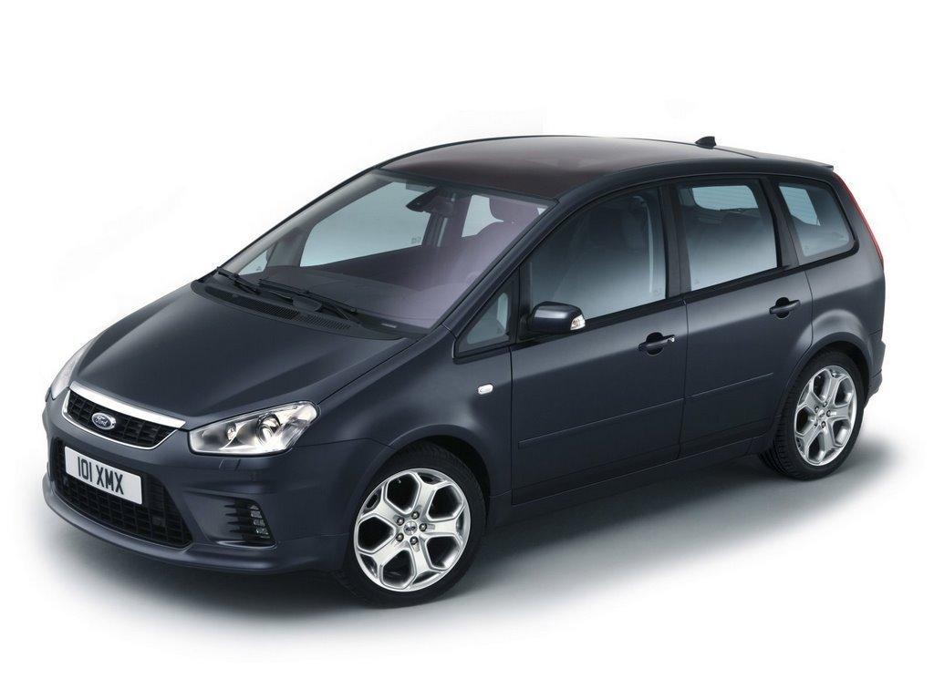 Catégorie MD - Monospace 5 places: Ford C-Max, VV Touran ou équivalent