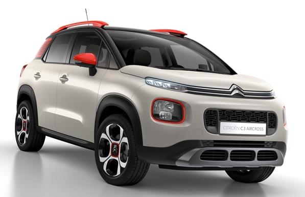 Citroën C3 Aircross Essence ou Diesel