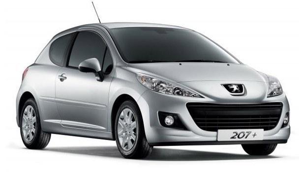 Catégorie A - Economique 3 portes : Peugeot 207, Opel Corsa ou similaire.