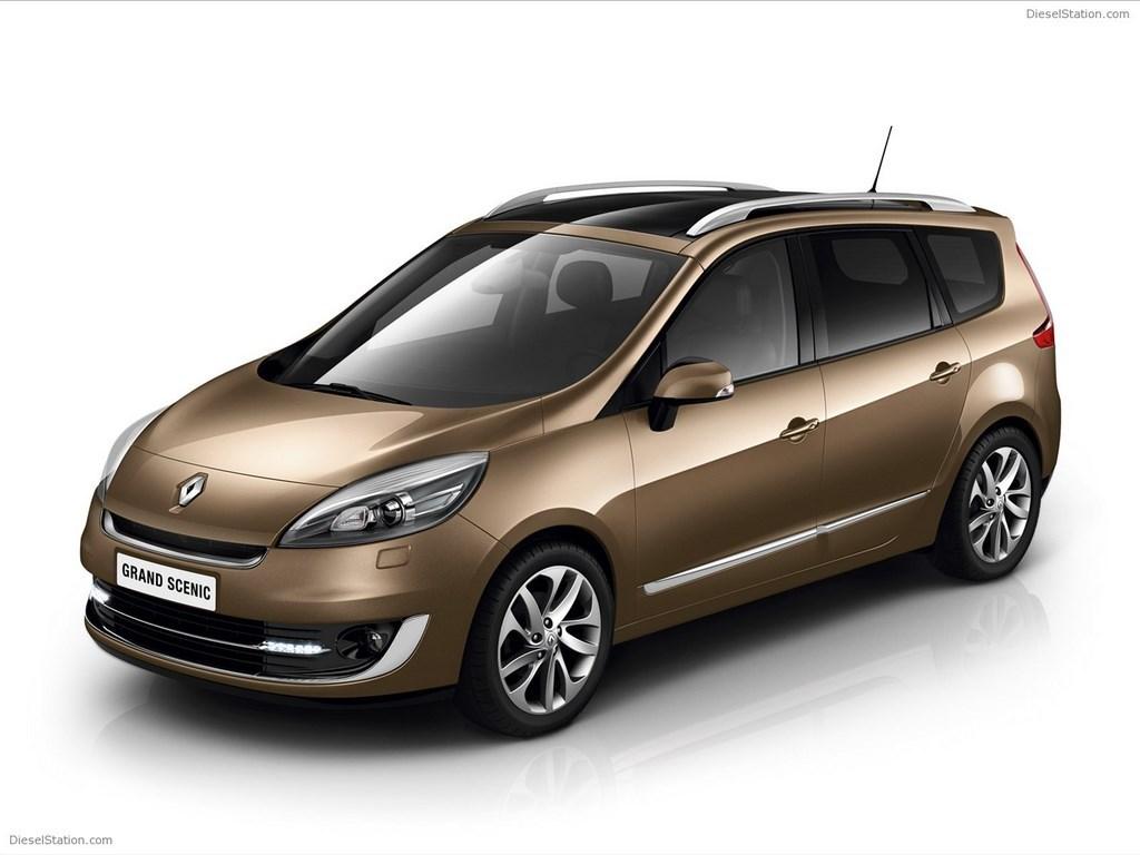 Catégorie ME - Monospace 5/7 places: Renault Grand Scénic, Citroën C4 Picasso