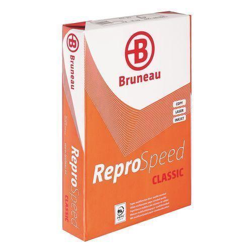 PAPIER A4 BLANC 80 G BRUNEAU REPROSPEED - RAMETTE DE 500 FEUILLES
