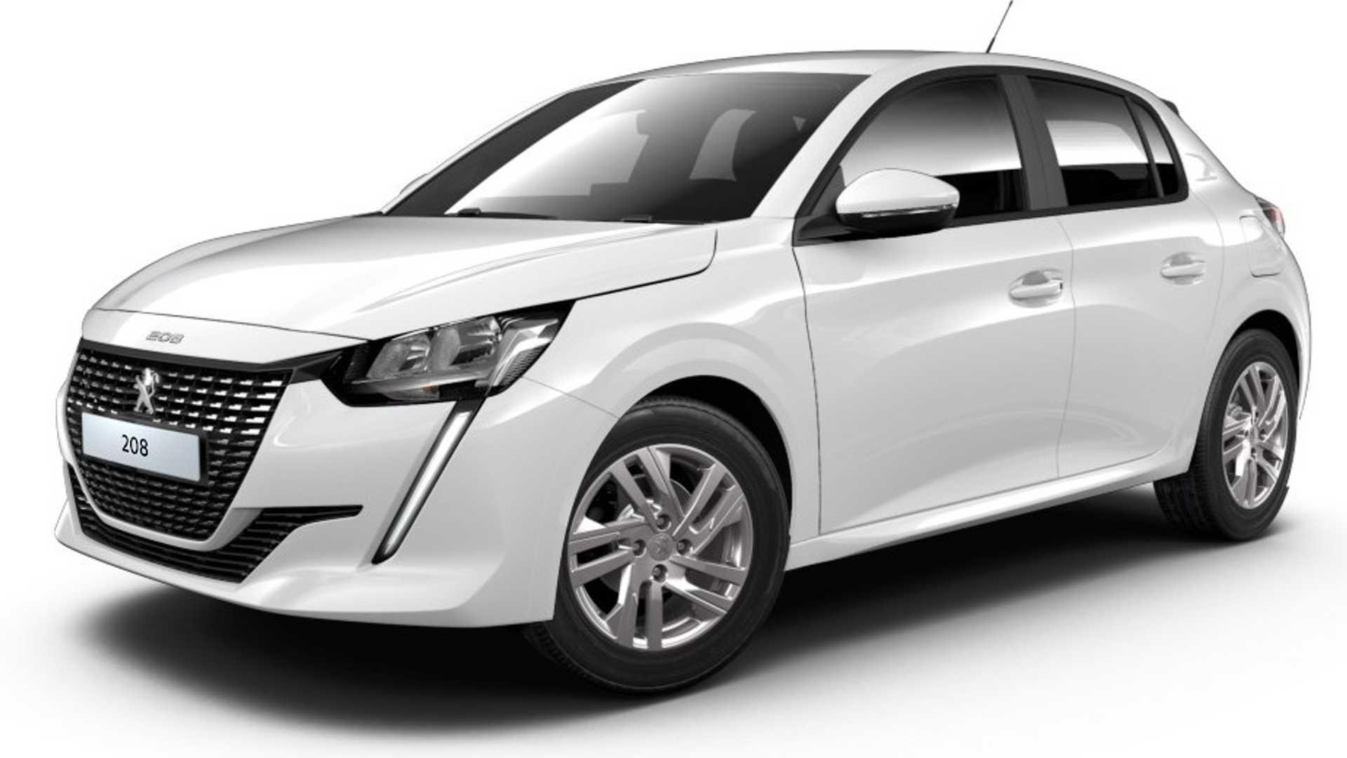 Peugeot Nouvelle 208