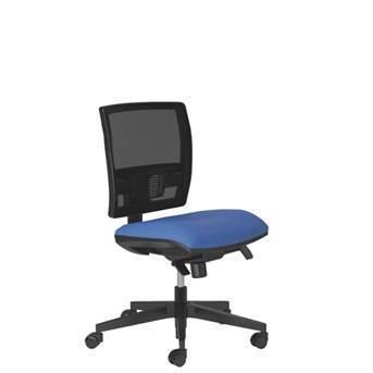 Le siège de bureau Bruneau - Activ dossier maille et assise tissu