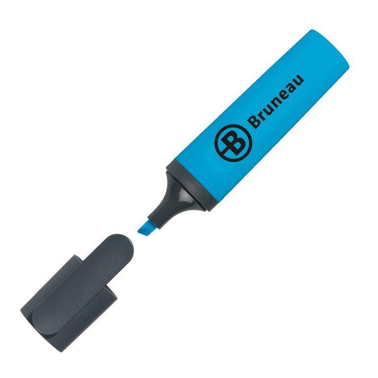 Surligneur Bruneau Bleu