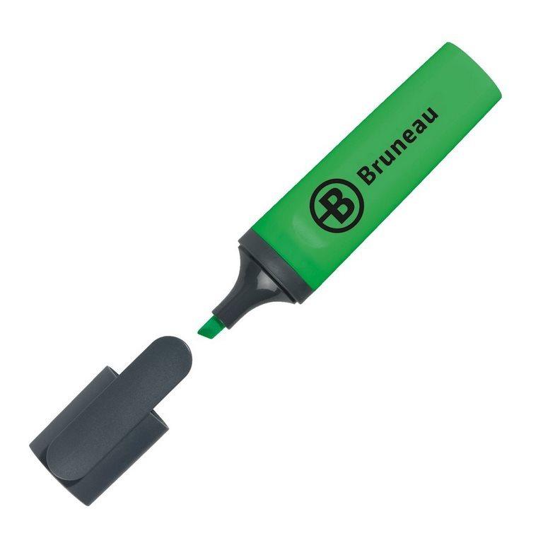 Surligneur Bruneau Vert