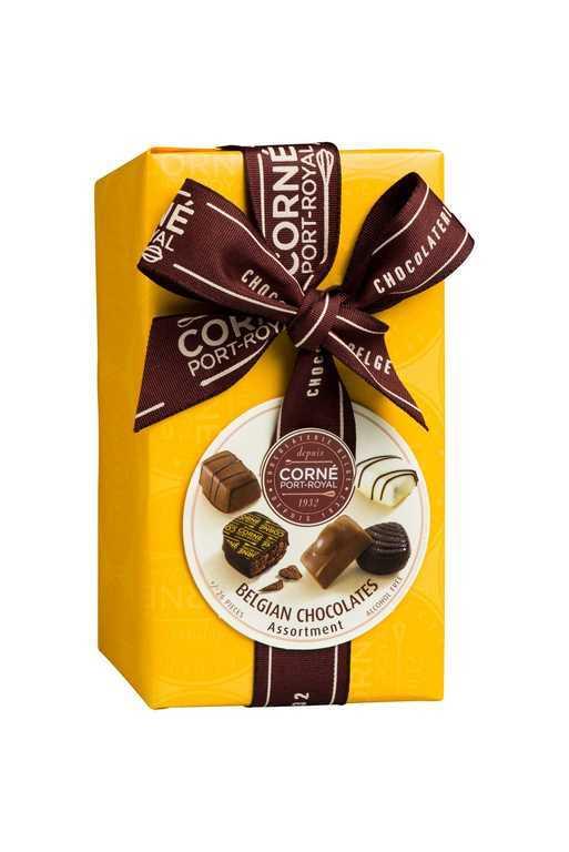 Ballotin 26 chocolats assortis<br>SANS crème