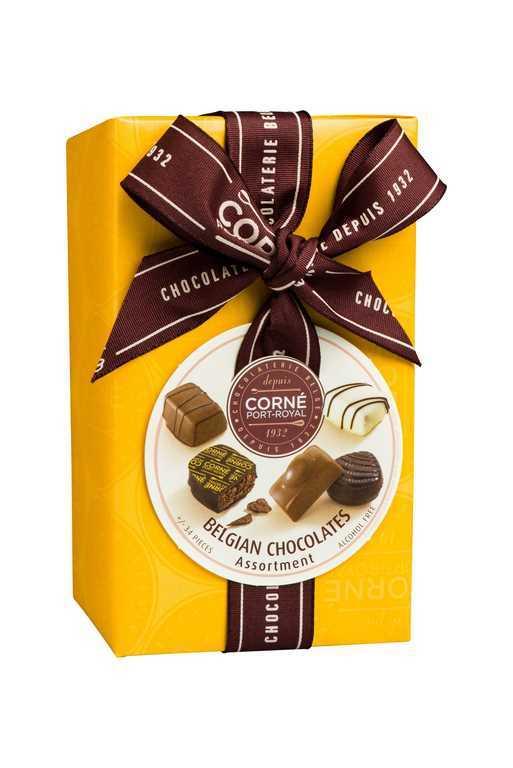 Ballotin 34 chocolats assortis