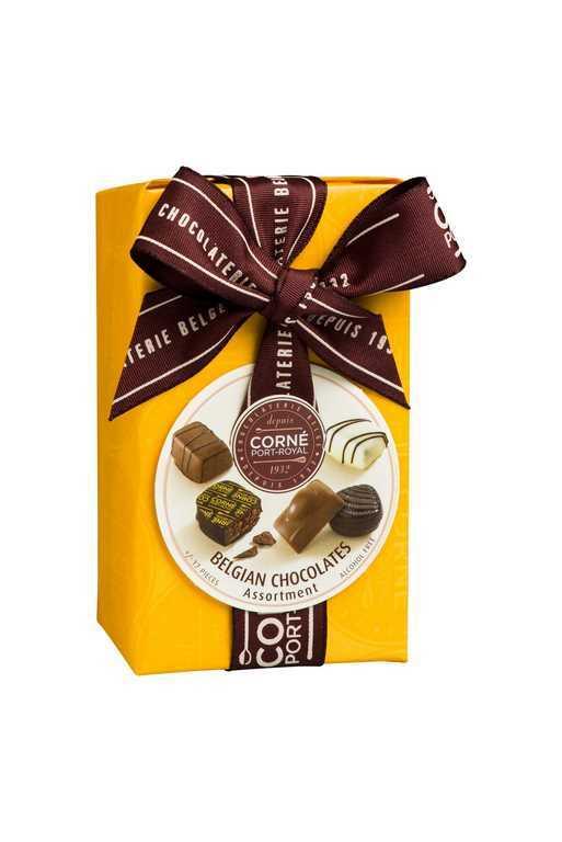 Ballotin 17 chocolats assortis<br> SANS crème