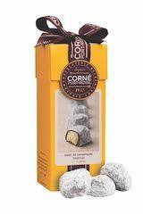 Pochette étui Collection Royale <br> Truffes Caramel et sel de Guérande
