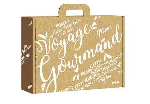 Coffret Voyage Gourmand