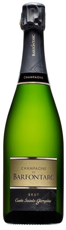 Champagne de BARFONTARC - La bouteille <br><b> Millésimé 2011 Cuvée Sainte Germaine</b>