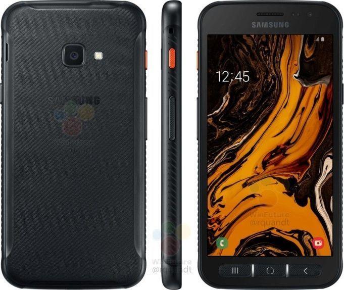 <b>Samsung Galaxy XCover 4S</b> <br> 4G+