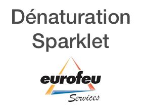 Dénaturation Sparklet / Cartouche