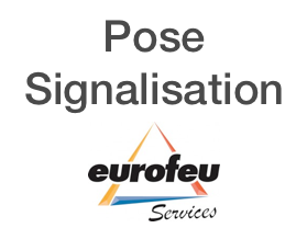 Pose Signalisation