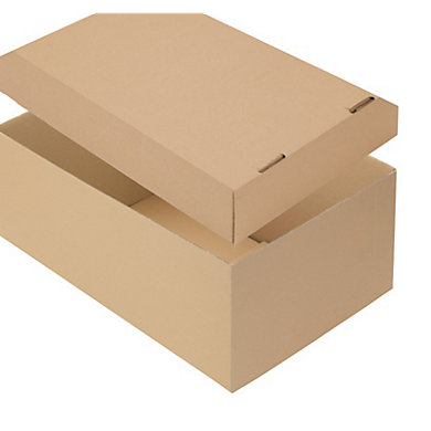 Couvercle caisse inviolable