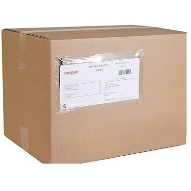 220X160 MM FORMAT A5 TRANSP<br>COLIS DE 1000