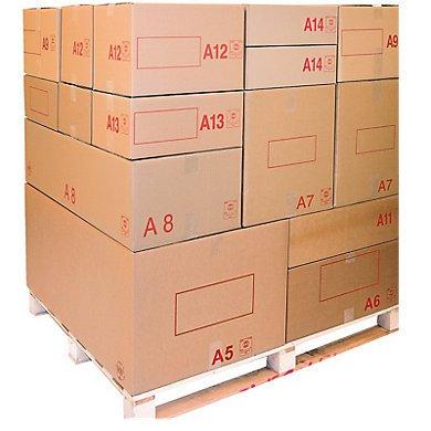 Caisse carton palettisable A