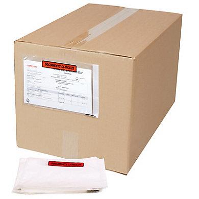 Pochette porte-documents imprimée