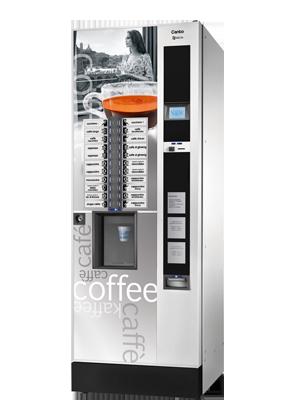 Distributeur Automatique<br><b>Canto Plus & Top<b>