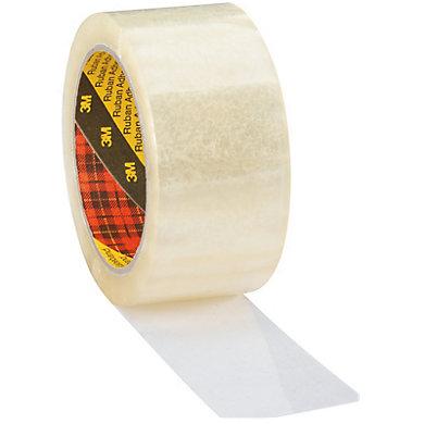 Ruban adhésif polypropylène silencieux Scotch® 3M 309