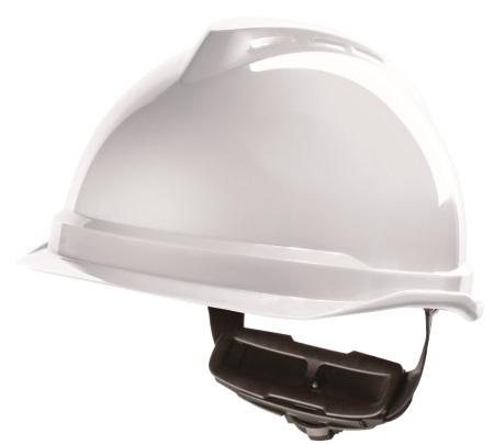 V-Gard 520 coiffe Fas-Trac III - blanc