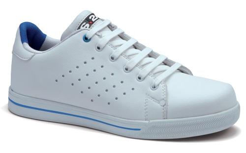 Chaussure basse de sécurité ACE blanc S1P Ligne Dynamic