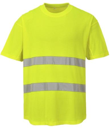 Tee-shirt aéré HV Confort Coton - coton majoritaire