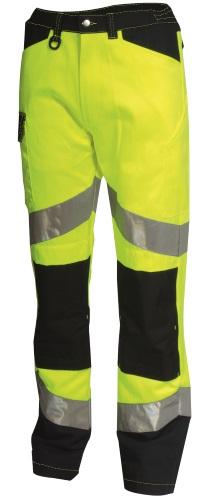 Pantalon Haute Visibilité Fluo Tech - sans métal