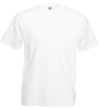 Tee-shirt manches courtes 100% coton 165 g/m²
