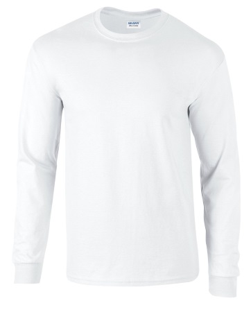 Tee-shirt manches longues coton 195 à 205 g/m²