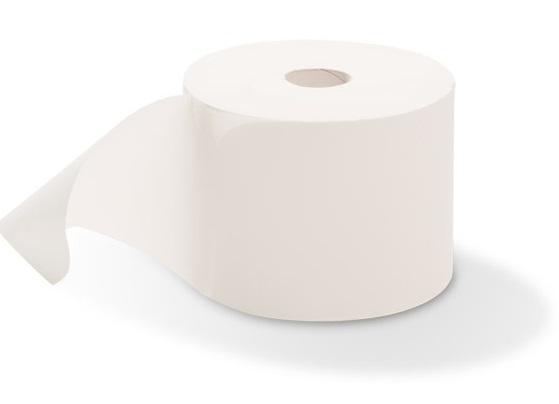 Bobine d essuyage industriel 1000 formats blanc gaufré