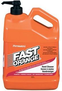 FAST Orange bidon 3,8 L