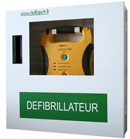 Boîtier Intérieur pour défibrillateur