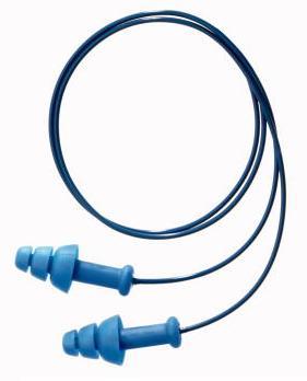 Bouchons d oreilles avec cordelette SMARTFIT DETECTABLE