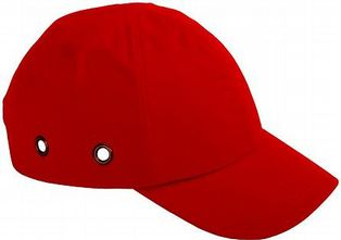 Casquette anti-heurt style base-ball