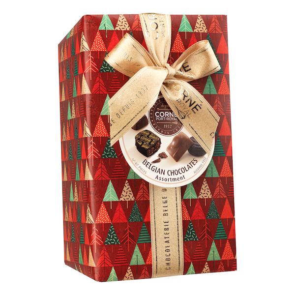 Ballotin 67 chocolats assortis <br> SANS crème et SANS ALCOOL